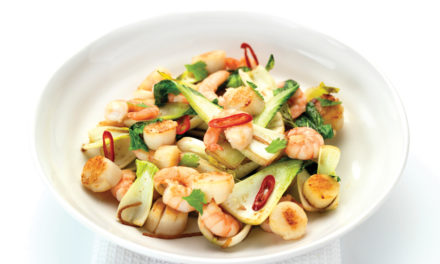 You're Having This Healthy Prawn Stir-Fry For Dinner Tonight