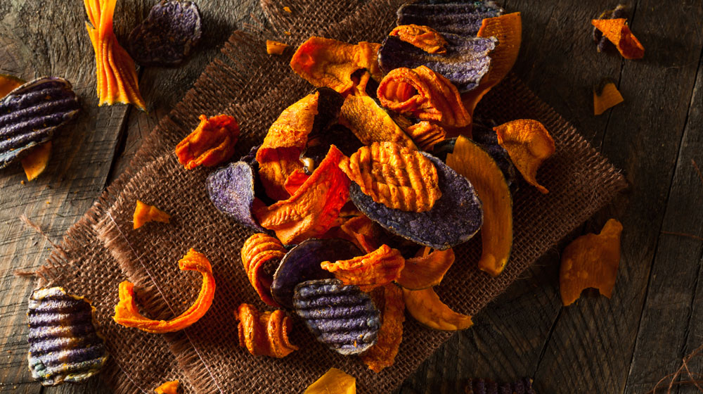 Healthy Crisps: The Most Satisfying Snacking Alternatives
