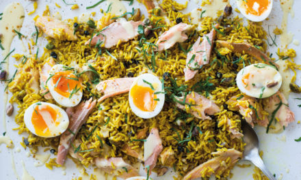 Make This Kedgeree Recipe And Enjoy A High-Protein Breakfast