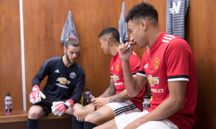 Attention Footballers: Get A Free Supplements Pack Courtesy Of Man Utd And SiS