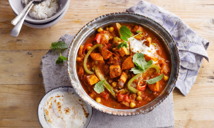 Make This Sweet Potato Vegetarian Curry Recipe To Mark Plant Power Day