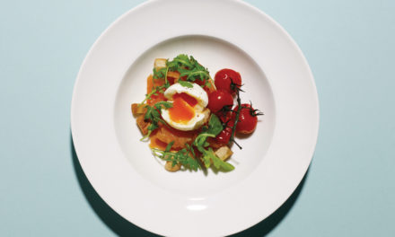 Try This Speedy Salmon Recipe For A Quick Mid-Week Brekkie