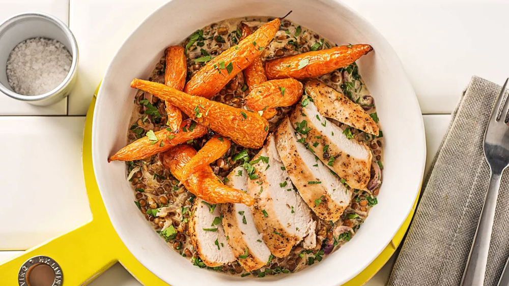 Make This Parisienne Spiced Chicken Recipe Your Last-Minute Go-To