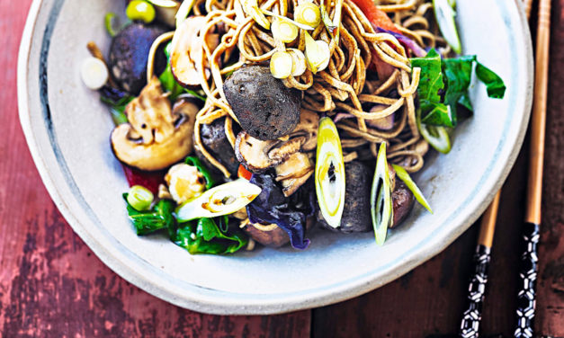 The Fastest Vegetarian Stir-Fry Recipe We've Ever Come Across