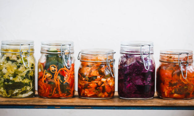 Start Eating More Fermented Foods