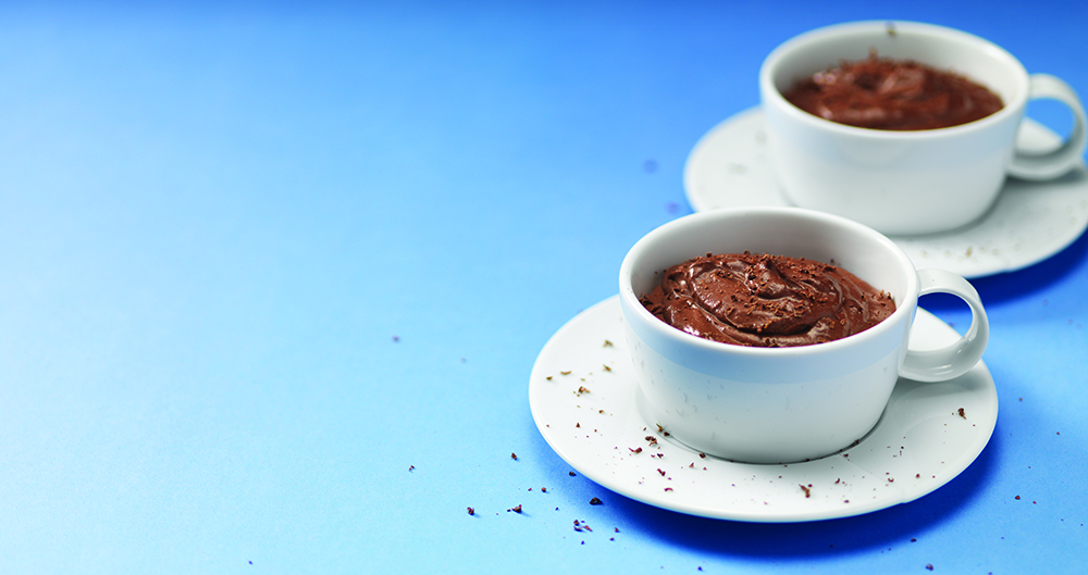 Eat A Protein-Rich Pudding With This Tofu Chocolate Mousse Recipe
