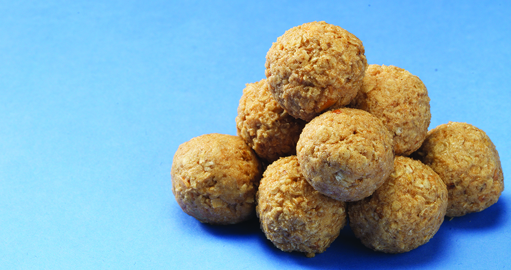 Sort Out Your Snacking With This Peanut Butter Protein Balls Recipe