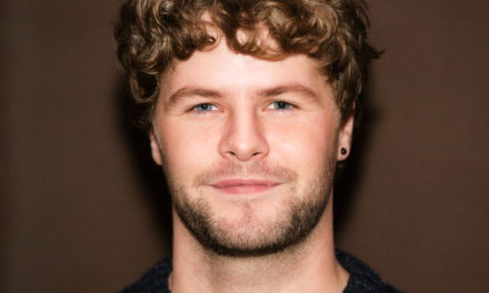Jay McGuiness On The One Veggie Meal You Should Try During World Meat Free Week