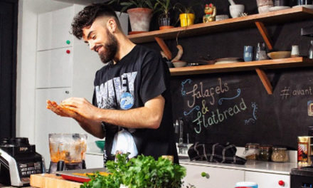 Vegan Chef Gaz Oakley's Tips For Cooking Great Vegan Food