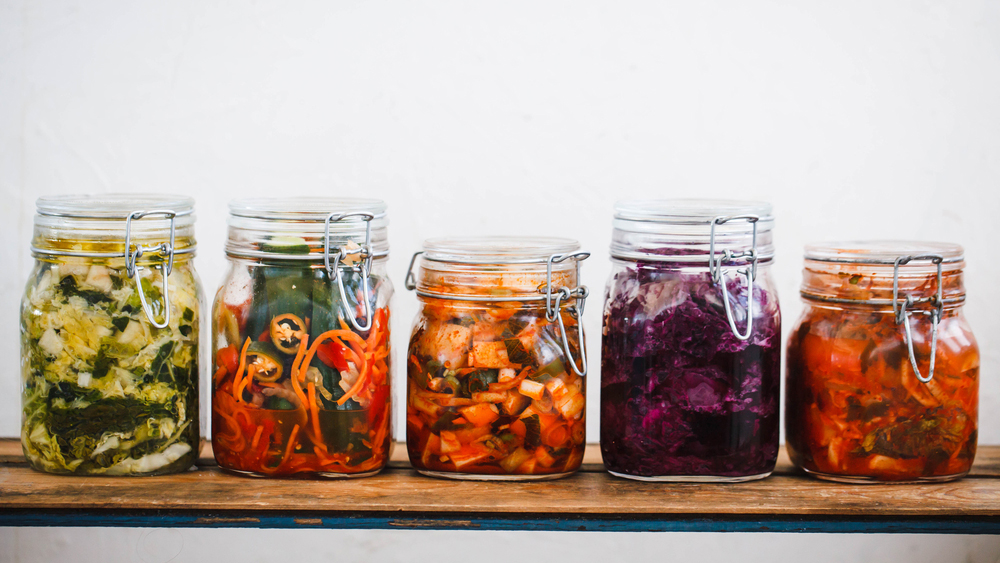 Six Fermented Foods To Add To Your Diet